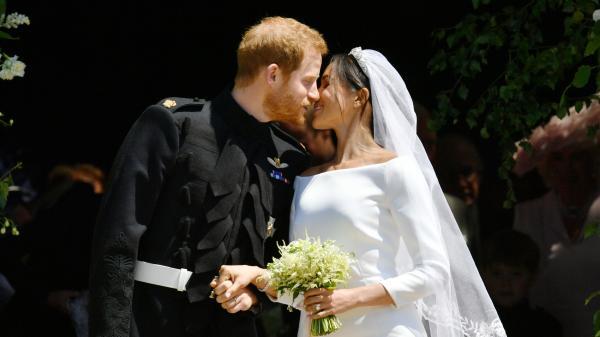 Mariage de Meghan et Harry : quelques mots d'amour échangés durant la cérémonie