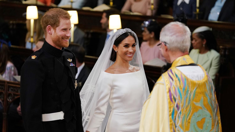 Grand Jour Mother Of The Bride Outfits And: Meghan Et Harry : Un Mariage Princier