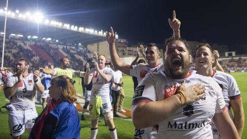Top 14 : Lyon surprend Toulon (19-19) et se qualifie pour les demi-finales