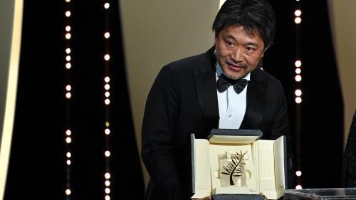 """Festival de Cannes : la Palme d'or est attribuée au film """"Une affaire de famille"""", réalisé par le Japonais Kore-Eda"""