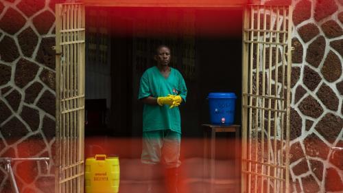 République démocratique du Congo : une campagne de vaccination va être lancée contre le virus Ebola