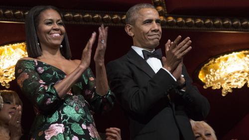 Michelle et Barack Obama deviennent producteurs pour Netflix