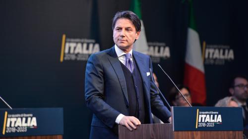 Italie : Giuseppe Conte a été choisi pour diriger le futur gouvernement anti-européen