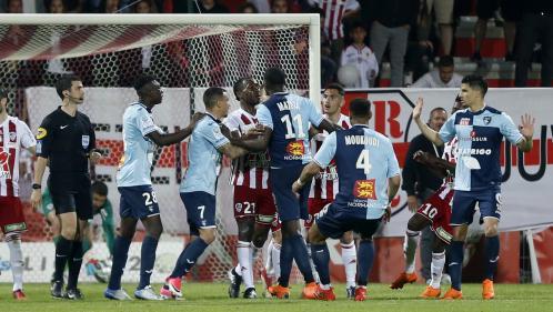 Foot : le club du Havre va saisir la LFP et porter plainte après le match perdu contre Ajaccio