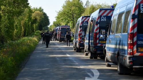 Notre-Dame-des-Landes : un homme grièvement blessé sur la ZAD en ramassant une grenade lors de heurts avec des gendarmes