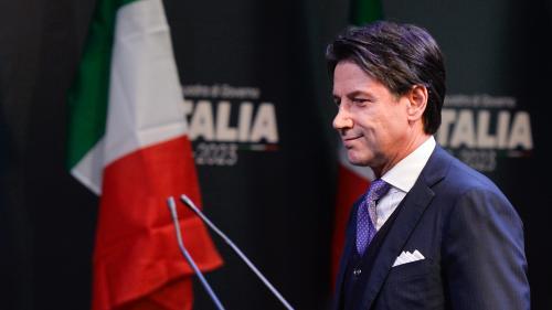 Trois choses à savoir sur Giuseppe Conte, le novice désigné pour diriger le futur gouvernement italien
