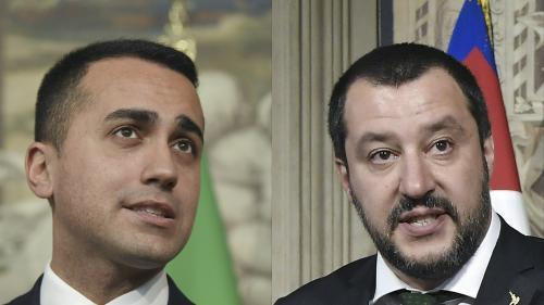 Italie : quelles sont les principales mesures du programme présenté par le Mouvement 5 étoiles et la Ligue ?