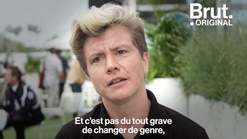"""VIDEO. """"Ce n'est pas du tout grave de changer de genre"""" : l'appel de l'humoriste Océan après son coming-out trans"""
