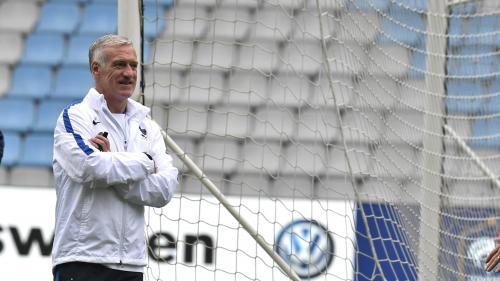 """DIRECT. Mondial 2018 : Rabiot a """"fait une énorme erreur"""" en refusant son statut de réserviste, selon Deschamps"""