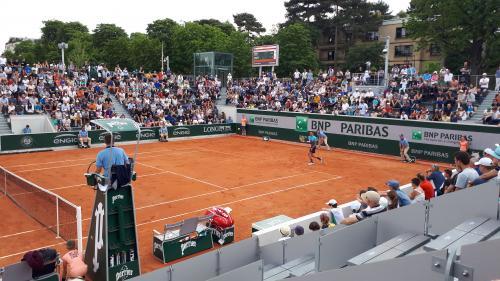 Tribunes en dur, court semi-enterré... Roland-Garros a déjà un nouveau visage