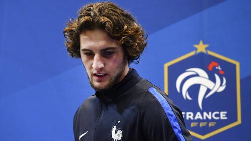 Coupe du monde 2018 : on vous résume l'imbroglio provoqué par Adrien Rabiot, qui refuse d'être suppléant des Bleus