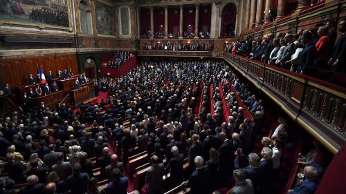 """Nouvelle réunion du Congrès à Versailles : """"Monsieur Macron pense que les Français ont besoin d'un monarque"""""""