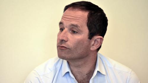 """VIDEO. Parcoursup : Benoît Hamon dénonce la """"violence symbolique"""" subie par les futurs bacheliers en attente d'affectation"""