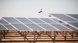 85f61339761a0d L Egypte ambitionne d être le numéro un de l énergie solaire en Afrique