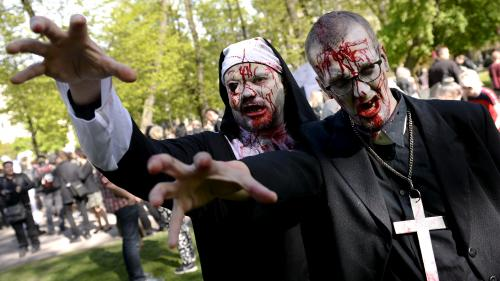 """Etats-Unis : des habitants d'une ville de Floride reçoivent par erreur une """"alerte zombie"""""""