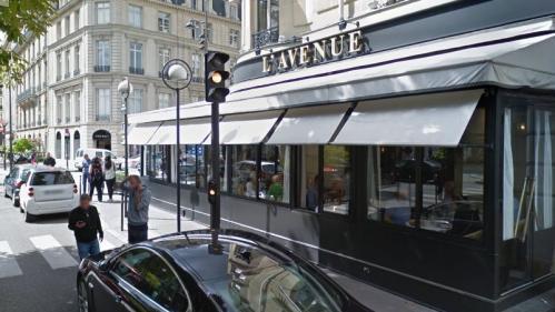 """Accusé de discriminations, le restaurant parisien L'Avenue dénonce une campagne """"diffamante"""""""