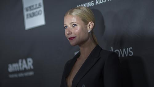 L'actrice Gwyneth Paltrow raconte comment Brad Pitt a menacé de mort Harvey Weinstein