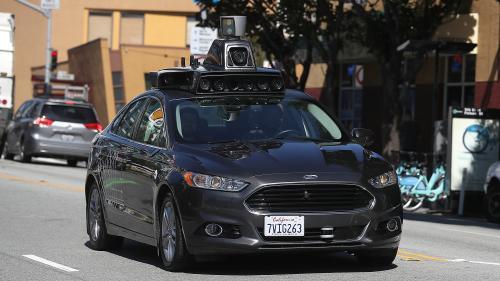 Accident mortel d'Uber en Arizona : le système de freinage d'urgence n'était pas activé