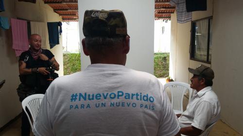 INFO FRANCE INTER. Les FARC menacent de reprendre les armes en Colombie