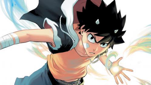 """Des cités toulousaines à la TV japonaise : l'histoire de Tony Valente, le dessinateur de """"Radiant"""" qui a conquis le pays du manga"""