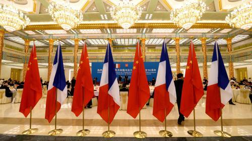 Deux ex-agents secrets français soupçonnés de trahison pour le compte de la Chine