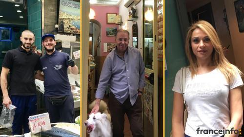 """""""On croit en eux"""" : à Naples, malgré son alliance avec la Ligue, le Mouvement 5 étoiles reste porteur d'espoir"""