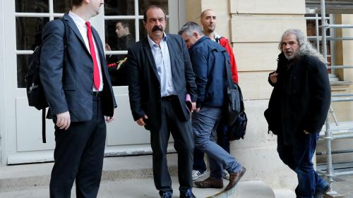 """DIRECT. SNCF : la CGT """"continue"""" la grève et exige une table ronde"""