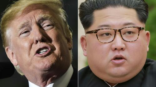 """Annulation du sommet entre Donald Trump et Kim Jong-un : """"Une opération de communication de part et d'autre"""""""