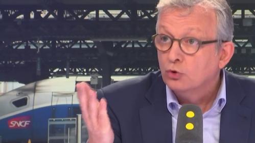 """""""Marée populaire"""" : pour Pierre Laurent et le PCF, la convergence des luttes est """"possible"""""""