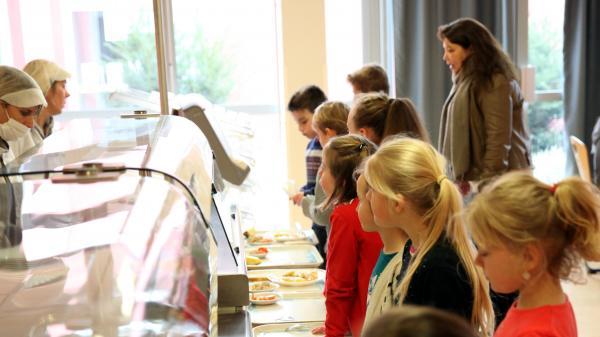 Alimentation : un menu végétarien proposé une fois par semaine dans les cantines scolaires