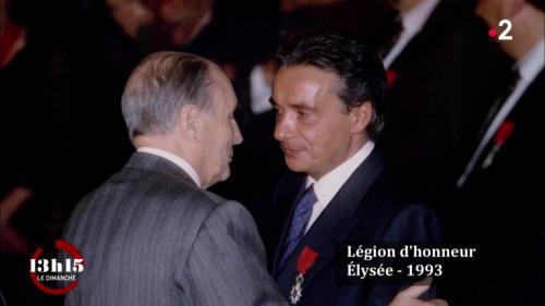 VIDEO. Quand Michel Sardou vote François Mitterrand en 1981... après une grosse décennie de chansons bien à droite