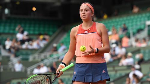 Roland-Garros: la championne en titre Jelena Ostapenko éliminée d'entrée