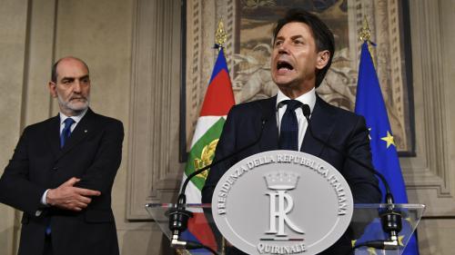 Giuseppe Conte renonce à devenir Premier ministre, l'Italie s'enfonce dans la crise politique