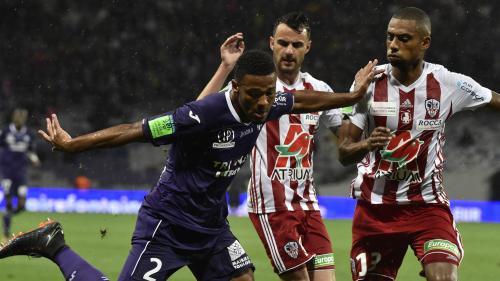 Foot : Toulouse se maintient en L1 en remportant son barrage face à Ajaccio (3-0 à l'aller, 1-0 au retour)