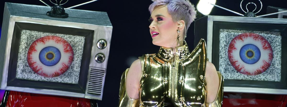 Katy Perry va devoir casser sa tirelire pour dédommager Marcus Gray.