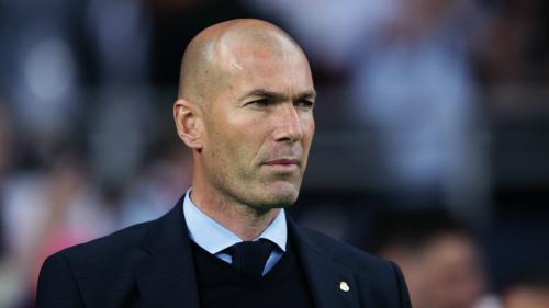 Foot : l'entraîneur Zinédine Zidane annonce son départ du Real Madrid après sa troisième victoire en Ligue des champions
