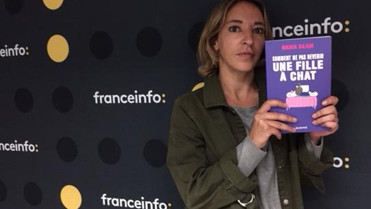 """Nadia Daam : """"Ce livre est un plaidoyer pour le foyer"""""""