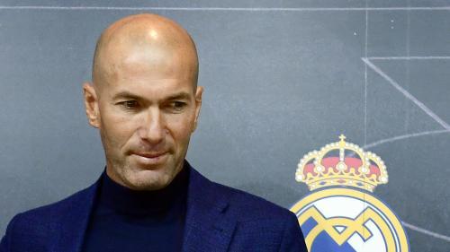 Football : Zinèdine Zidane quitte le Real Madrid