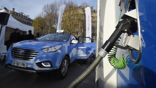VIDEO. Environnement : les voitures à hydrogène sont-elles une alternatives crédibles pour les automobilistes ?