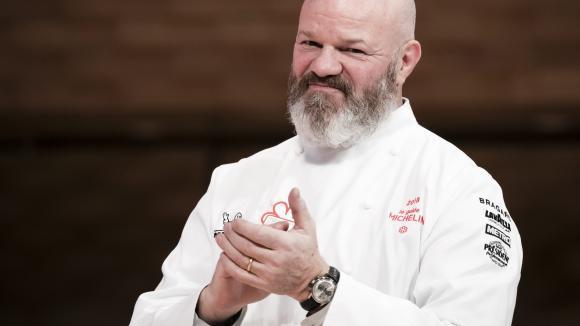 Philippe Etchebest Chef Etoile Dans Cauchemar En Cuisine