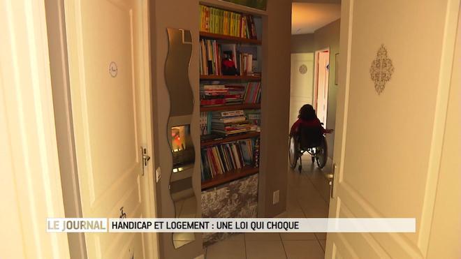 handicap et logement on estime que les handicap s sont une charge pour la soci t. Black Bedroom Furniture Sets. Home Design Ideas