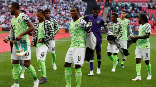 Pourquoi vous allez voir tout le monde porter le maillot du Nigeria cet été