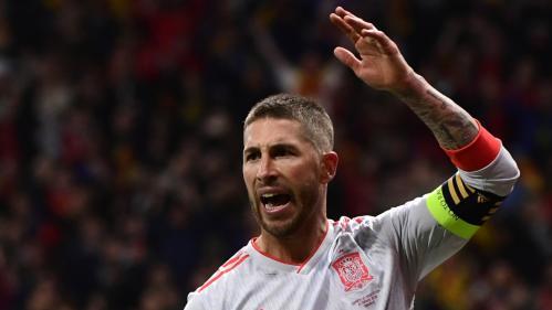 Coupe du monde 2018 : Sergio Ramos, le défenseur espagnol aussi bon que brut et truand