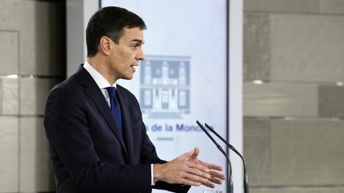 Espagne : le nouveau Premier ministre Pedro Sanchez annonce un gouvernement pro-européen et majoritairement féminin