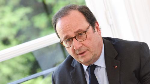 """""""Je ne connais personne qui n'aime pas le Flanby !"""" : François Hollande répond aux moqueries faites pendant son mandat"""