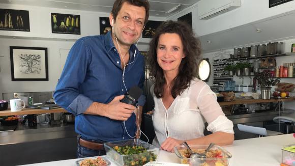 A toutes saveurs la cuisine crue de marie sophie l - Cuisine de laurent mariotte ...