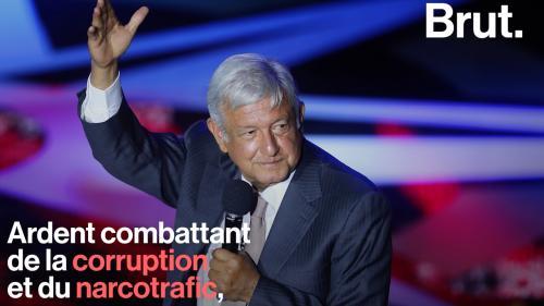 VIDEO. Andrés Manuel López Obrador, le candidat anti-corruption qui veut réduire les inégalités au Mexique