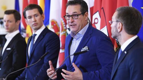 Micro européen. Présidence autrichienne de l'UE : frontières et souveraineté au programme