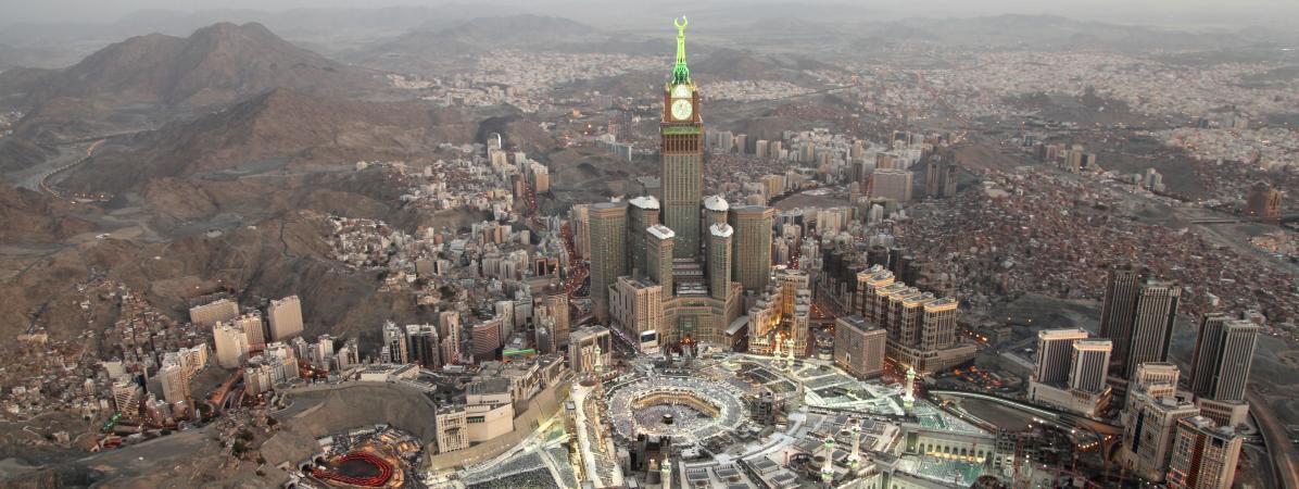 Arabie Saoudite Un Francais Se Suicide En Se Jetant Du Haut De La Grande Mosquee A La Mecque