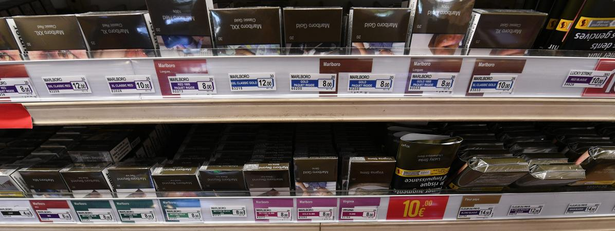 le prix de certaines cigarettes va augmenter le 2 juillet. Black Bedroom Furniture Sets. Home Design Ideas